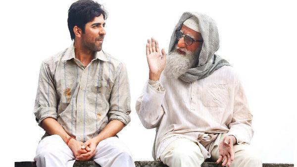 Amitabh Bachchan-Ayushmann Khurrana's Gulabo Sitabo Trailer Twitter Review!