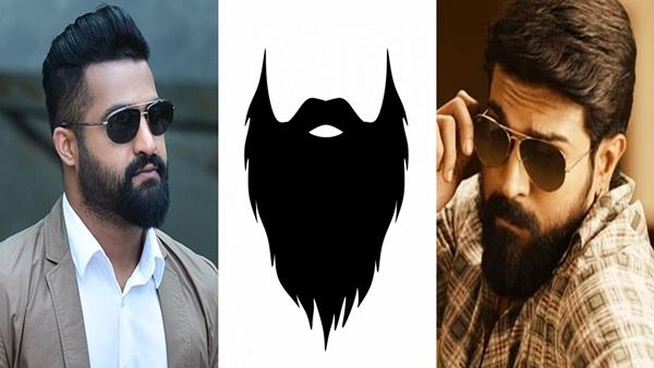 Telugu Actors in beard