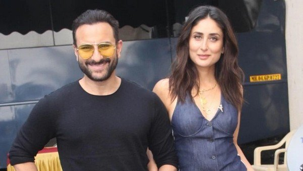 Kareena's Reaction When Saif Told Her That He Had Turned Down Talaash