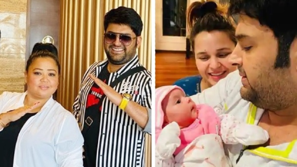 Bharti Reveals She Was With Kapil's Wife During Her Delivery