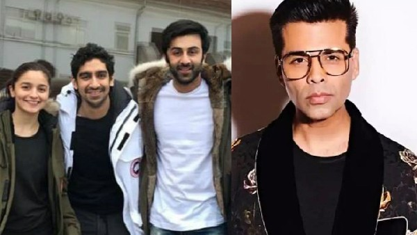 Karan Johar Rubbishes Rumours Of Team Brahmastra Taking Pay Cuts