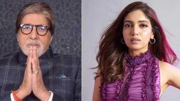 Amitabh Bachchan Confused As Bhumi Calls Him 'Baller' Again!