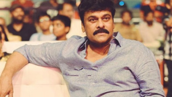 Chiranjeevi On A Rejuvenation Mode! Lockdown Turns Out To Be Megastar's Best Time!