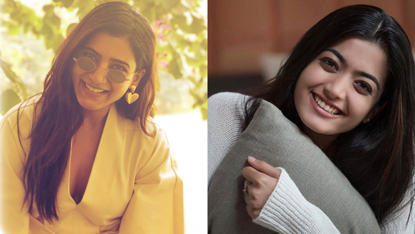 Amala Akkineni And Rashmika Mandanna!