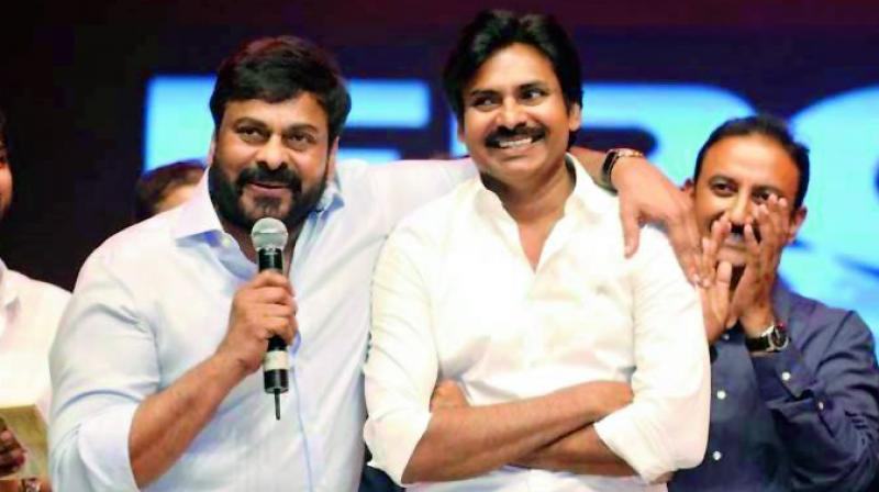 Pawan Kalyan To Join Hands With Brother Chiranjeevi For Lucifer Remake?