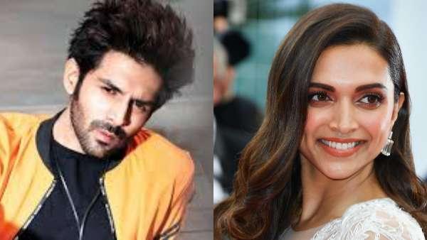 Deepika Padukone Wants Kartik Aaryan To Shave His Beard