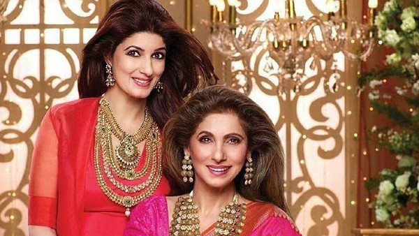 Twinkle Compares Her Mother Dimple Kapadia To An Overzealous Detective