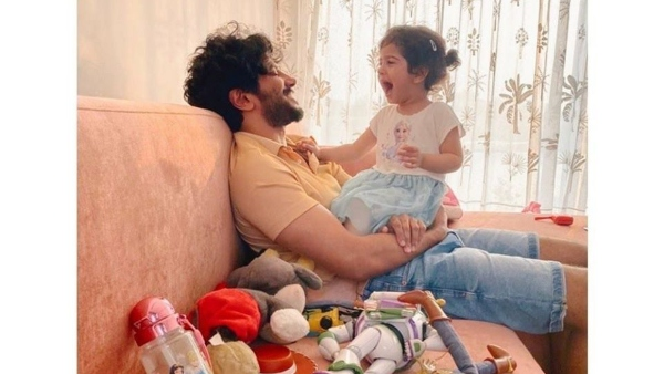 Dulquer Salmaan's Birthday Wishes For Daughter Maryam Will Melt Your Heart!