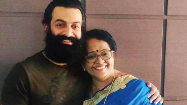 Prithviraj's Mother Mallika Sukumaran Rescued Yet Again From Flash Flood