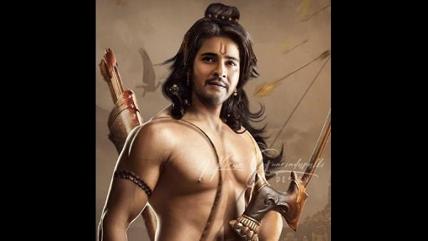 Mahesh Babu-Rajamouli Movie First Look Out?