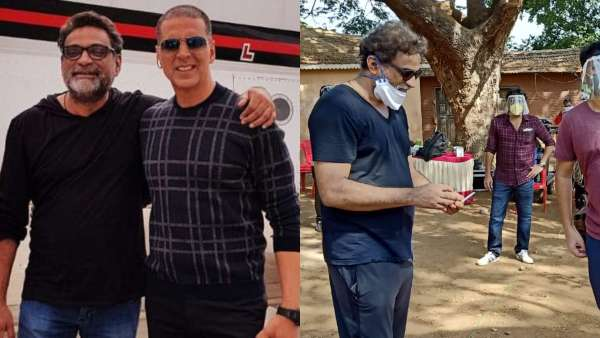 Akshay Kumar Shoots For Public Service Ad In Lockdown! Here Are The Details