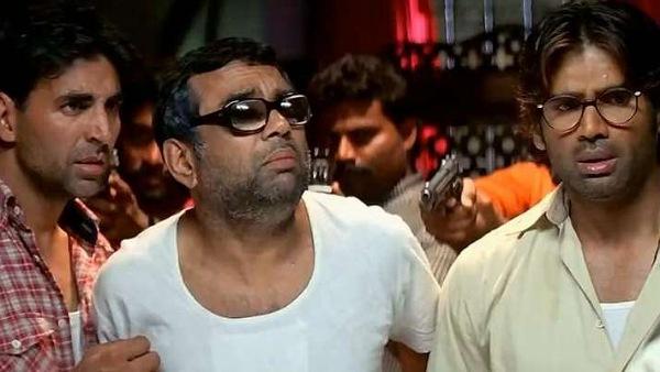 Indra Kumar Had Earlier Confirmed That Hera Pheri 3 Will Be High On VFX