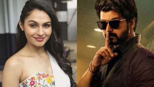 Andrea Jeremiah Opens Up About Working With Vijay: Says Shes A Huge Fan Of The Master Actor!
