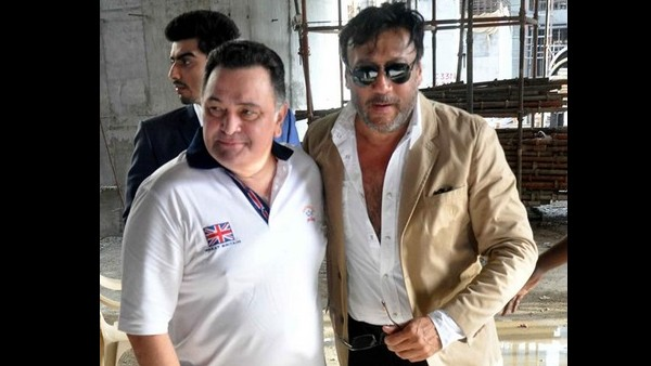 Jackie Shroff Regrets Not Sharing Screen Space With Rishi Kapoor: This Wish Will Never Come True Now