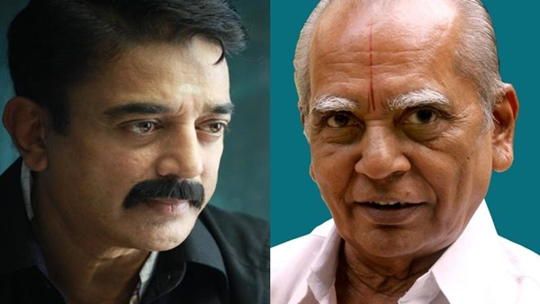 Kamal Haasan and K Raghunathan