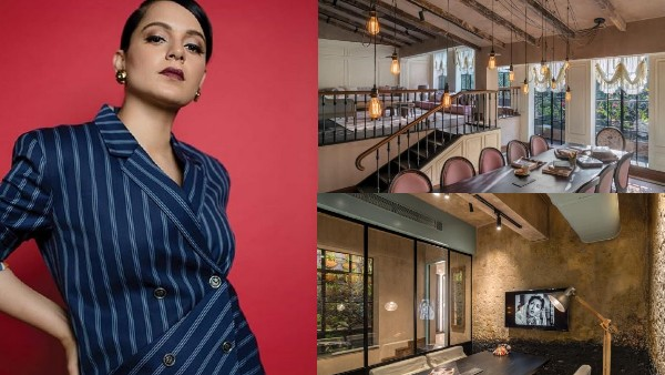 Inside Pictures: Kangana Ranaut's Rs 48 Crore Plush Pali Hill Office Will Leave Your Jaw Dropped!