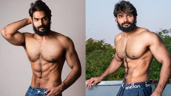 Kartikeya Gummakonda Flaunts Six-Pack Abs!