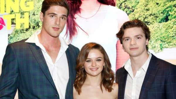 The Kissing Booth Released In 2018