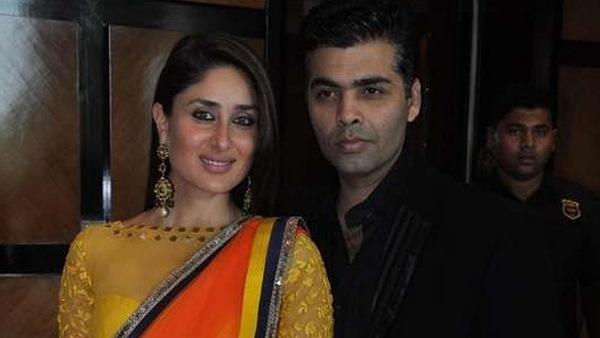 Karan Johar Was Hurt With Kareena Kapoor's Behaviour