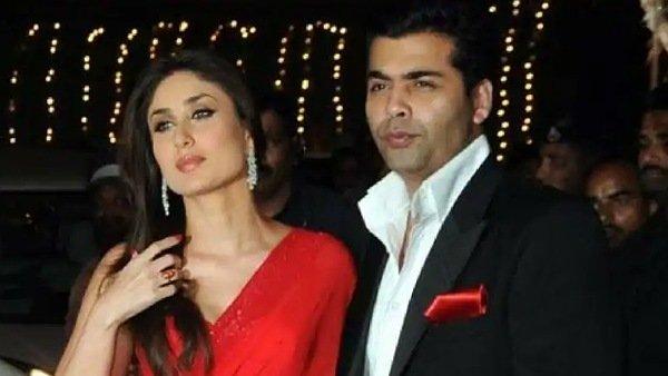 Karan Johar Recalls Kareena Kapoor's Shocking Behaviour