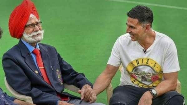 Akshay Kumar Mourns The Demise Of Hockey Legend Balbir Singh