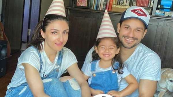 Happy Birthday Kunal Kemmu: Inaaya Naumi Kemmu Has The Best Gift Ever For Her Dad