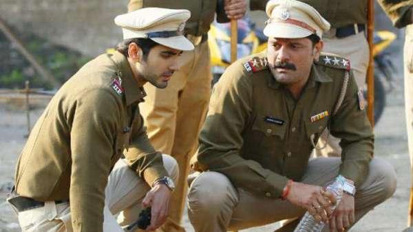 Hathiram Chaudhary With Imran Ansari (Ishwak Singh)