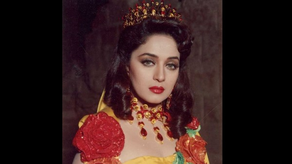Madhuri Dixit On Her Early Days