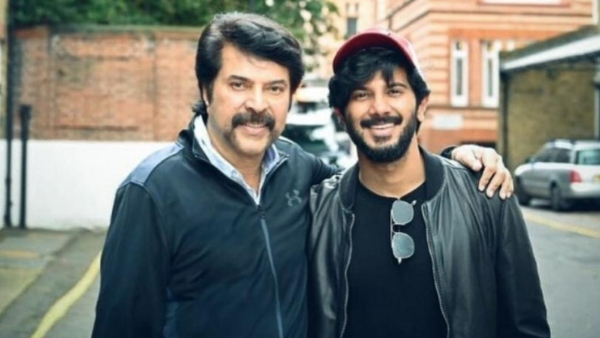 Mammootty and Dulquer Salmaan