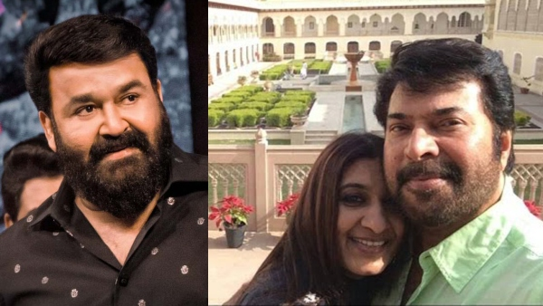 Mammootty & Sulfath Celebrate 41st Wedding Anniversary: Thiss How Mohanlal Wished The Couple!