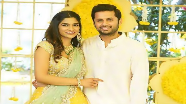 Nithiin And Shalini's New Wedding Date Out!