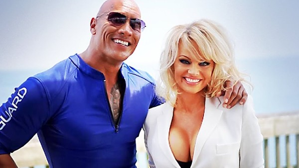 The Reason Why Pamela Anderson Didn't Like Film Baywatch