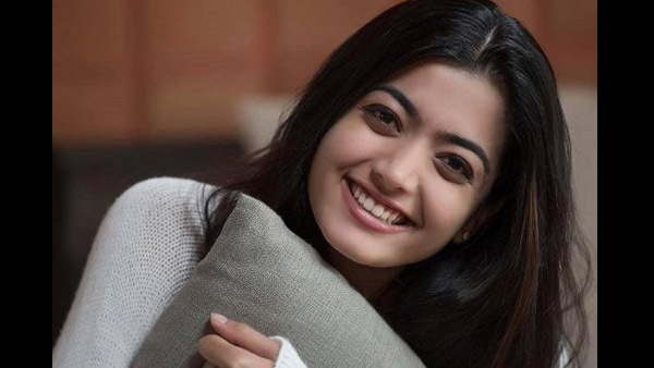 What's Rashmika Doing Amid Lockdown?