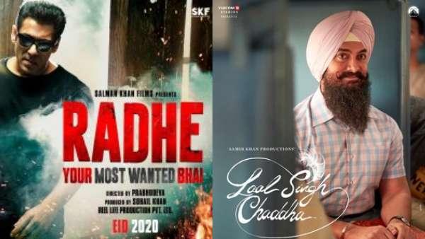 Salman Khan's Radhe To Release On Christmas Instead Of Aamir Khan's Laal Singh Chaddha?