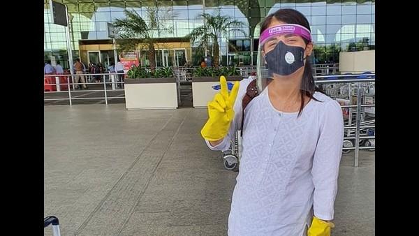 Radhika Madan's Airport Diaries