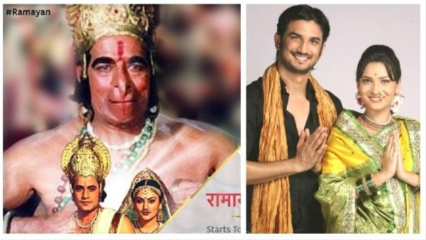 Ankita Lokhande-Sushant Singh Rajputs Pavitra Rishta To Return; Ramayan To Be Aired On Star Pravah!
