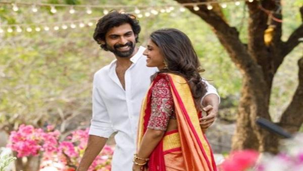 Rana Daggubati On Falling In Love With Miheeka Bajaj