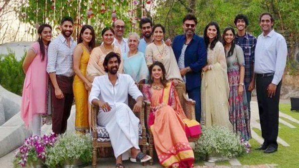 Also Read : Rana Daggubati-Miheeka Roka Ceremony: Chay-Sam In Family Pic; Fan Asks 'Where Is Social Distancing?'
