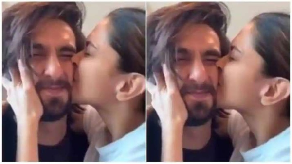 Ranveer Singh & Deepika Padukone Set Major Couple Goals With This New Video
