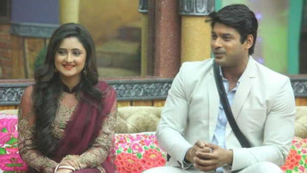 Rashami Is In Touch With Sidharth Shukla