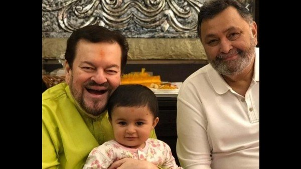 Neil Says His Father Remembers His 'Chintu' Every Single Day