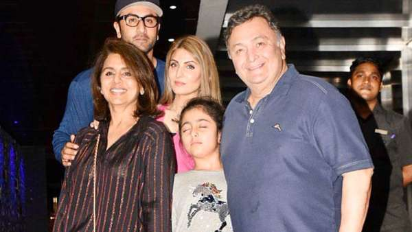 Neetu Shares Throwback Family Photo With An Emotional Note