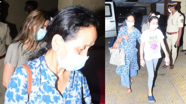 Rishi Kapoors Daughter Riddhima Kapoor Sahni Finally Reaches Mumbai To Be With Her Family