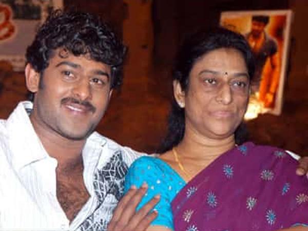 Prabhas And Siva Kumari