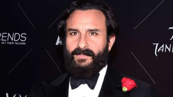 When Saif Ali Khan Was Asked If He Will Launch His Son In Bollywood