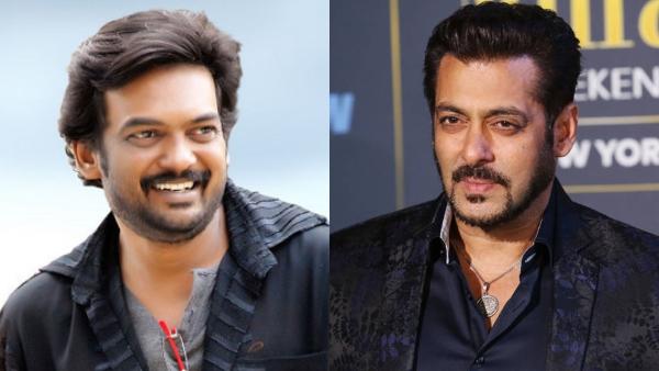 Salman Khan & Fighter Director Puri Jagannadh To Team Up For A Pan India Film?   Salman Khan & Puri Jagannadh To Join Hands?