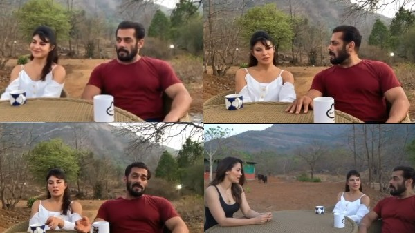 Salman Khan Gets Candid About Tere Bina Song