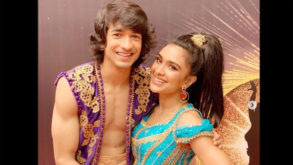 Nach Baliye's Shantanu Maheshwari & Nityaami Part Ways; Actress Says They Are Better Off As Friends!