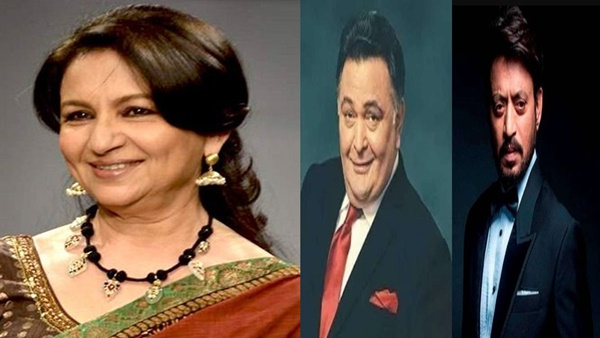 Sharmila Tagore On Rishi Kapoor & Irrfan Khan's Death: I Have Lost My Two Favourite Actors