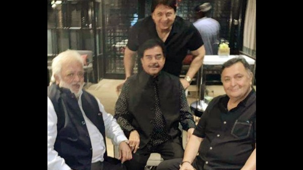Shatrughan Sinha Remembers His Naseeb Co-Star